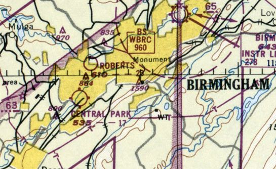 Anniston Army Depot Map