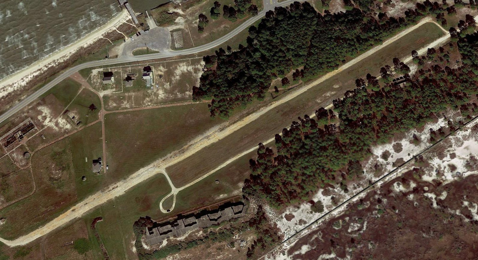 Abandoned & Little-Known Airfields: Alabama, Mobile area