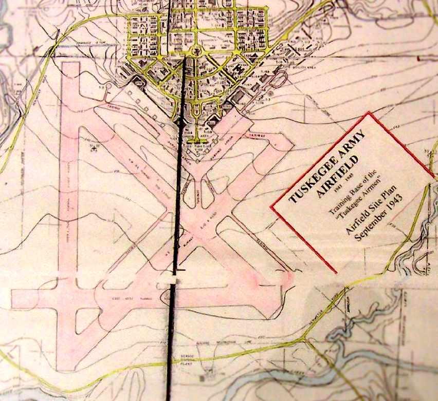 Abandoned LittleKnown Airfields Alabama Montgomery area