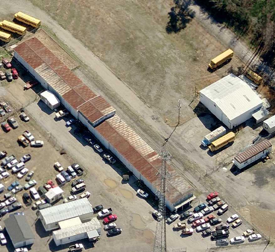 Abandoned & Little-Known Airfields: Northwestern Alabama