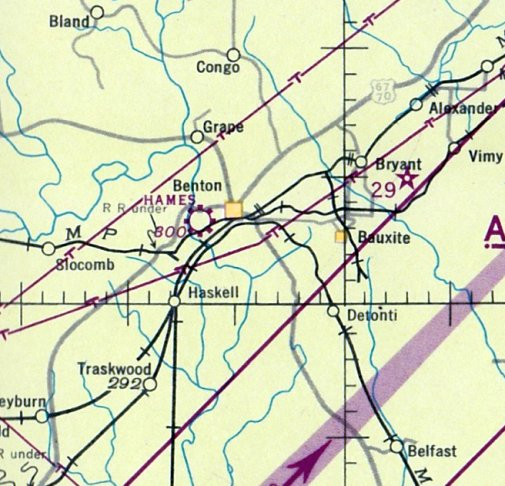 Abandoned & Little-Known Airfields: Southwestern Arkansas