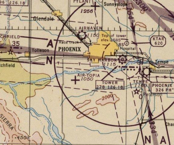 Abandoned & Little-Known Airfields: Southwest Phoenix Area