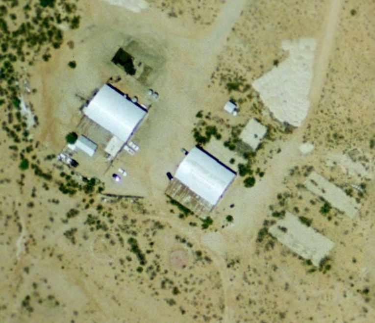 Abandoned & Little-Known Airfields: Arizona, Southeastern