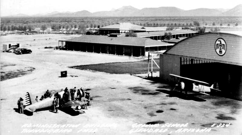 Bill Luke Phoenix >> Abandoned & Little-Known Airfields: Northwest Phoenix area