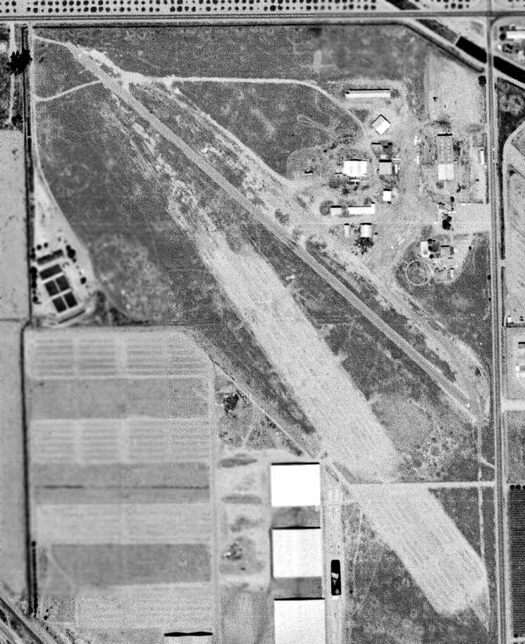 Abandoned & Little-Known Airfields: California: Northern