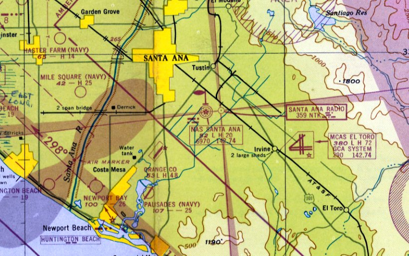 Abandoned & Little-Known Airfields: California: Central ...