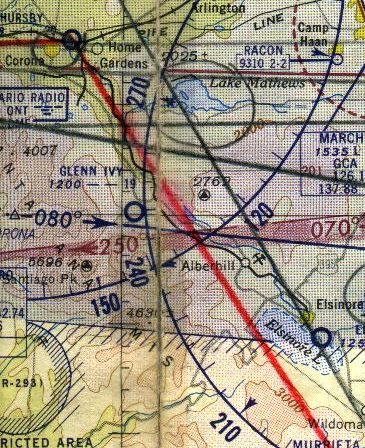 The 1953 Usgs Topo Map Depicted Glen Ivy Airport As A Single North South Runway Labeled Simply As Landing Strip