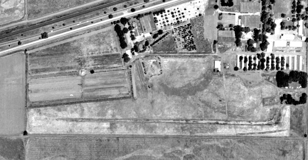 Abandoned & Little-Known Airfields: California: Southwestern