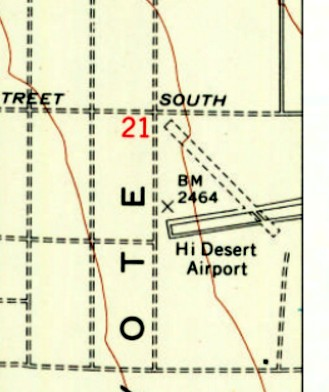 Abandoned & Little-Known Airfields: California: Western San ...