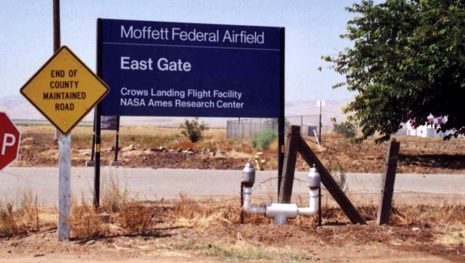 Abandoned & Little-Known Airfields: California, Central ...