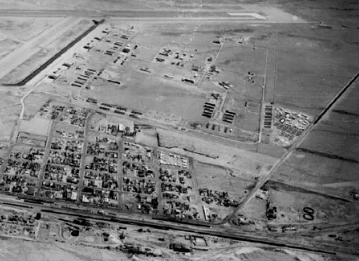 Kieffe And Sons Ford >> Abandoned & Little-Known Airfields: Mojave area