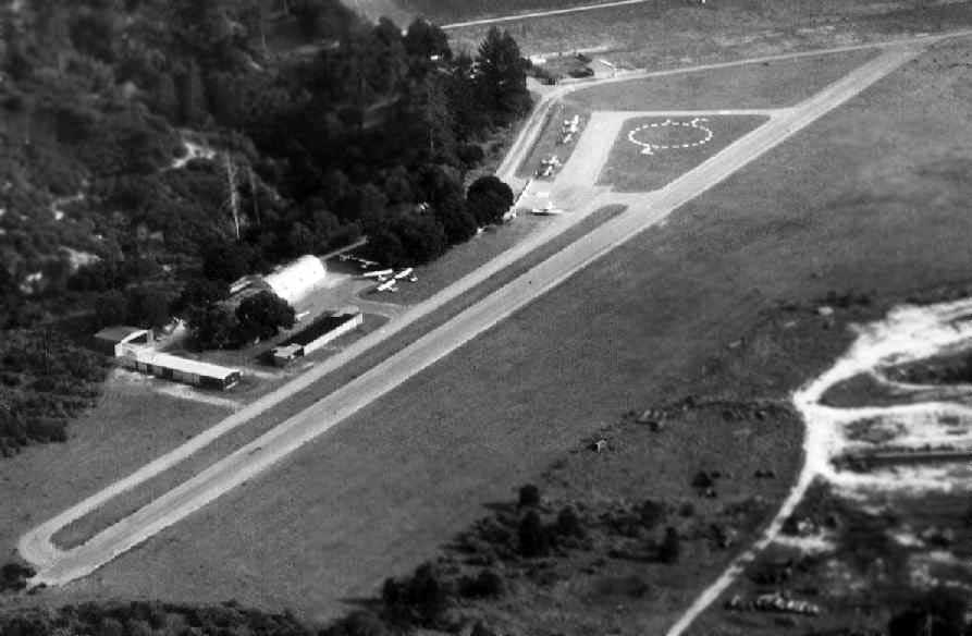 Abandoned & Little-Known Airfields: California: Monterey area