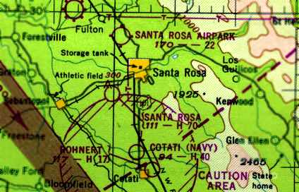 Abandoned & Little-Known Airfields: California: Santa Rosa Area on map of ca coast, map of oakland ca, map of spring valley lake ca, map of corte madera ca, map of palomar ca, map of sun city ca, map of san ardo ca, map of lincoln ca, map of tierrasanta ca, map of sepulveda ca, map of emeryville ca, map of san lorenzo valley ca, map of the north bay ca, map of san clemente island ca, map of san leandro ca, map of white water ca, map of rancho santa fe ca, map of redwood city ca, map of guadalupe ca, map of borrego ca,
