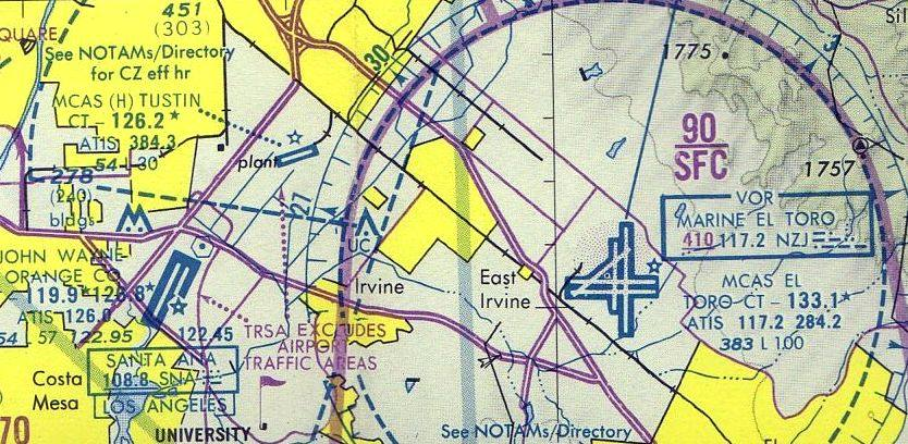 Abandoned & Little-Known Airfields: California: Southeastern ... on city of rialto ca map, pasadena st tustin ca map, orange county tustin ca map,
