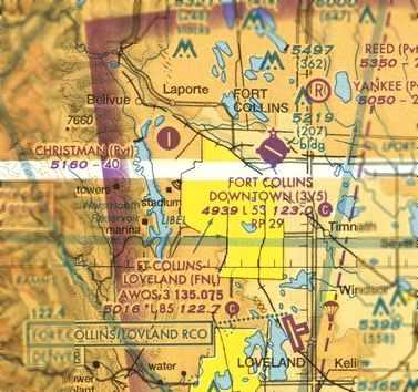 Abandoned LittleKnown Airfields Colorado Northeastern Denver area