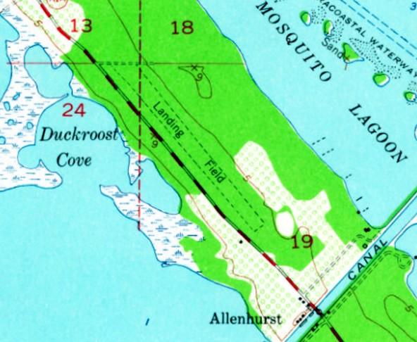 Abandoned Little Known Airfields Florida Daytona Beach Area