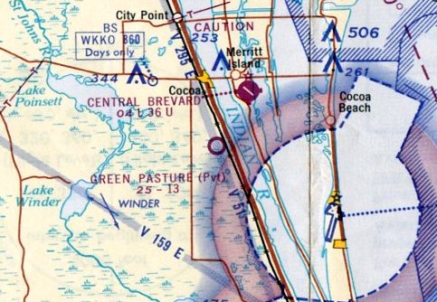 Map Of Airports In Florida.Abandoned Little Known Airfields Florida Daytona Beach Area