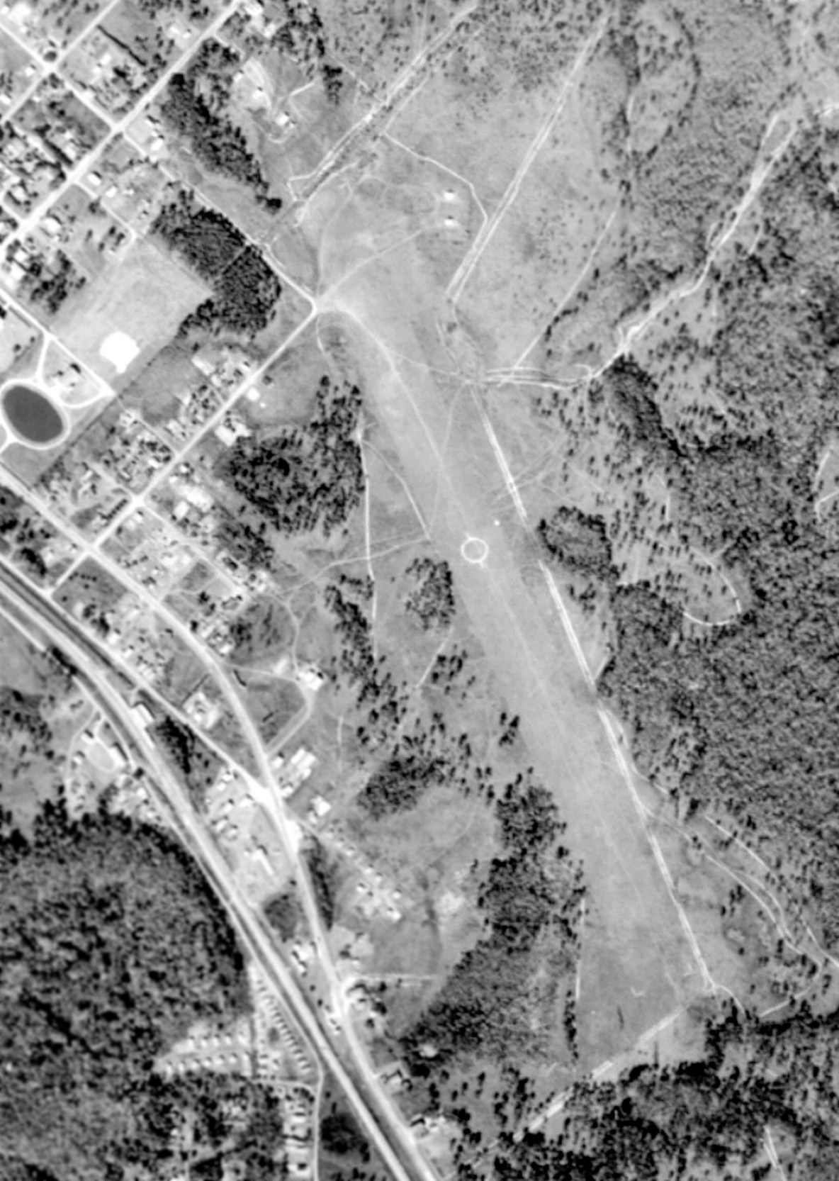 Abandoned & Little-Known Airfields: Florida, Daytona Beach area