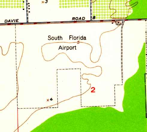 Abandoned Little Known Airfields Florida Fort Lauderdale Area