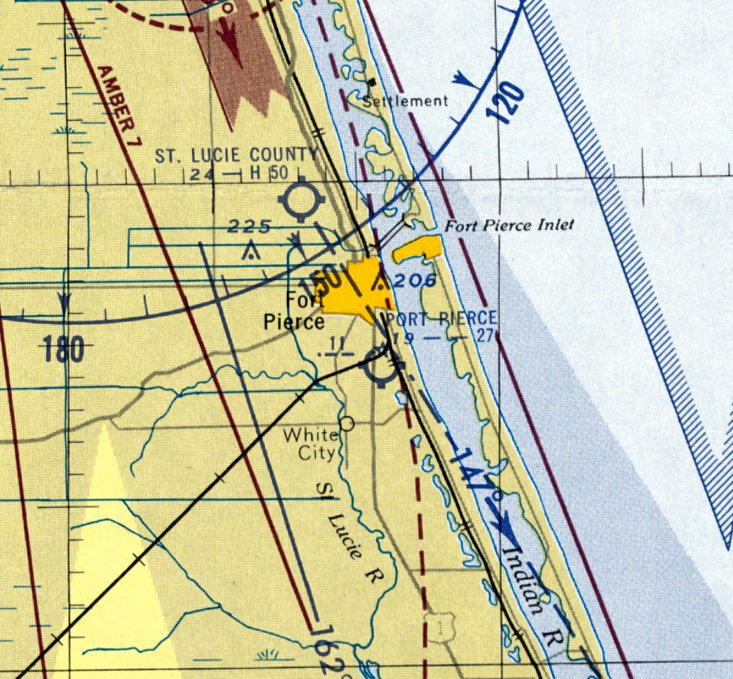 Map Of Fort Lauderdale Florida.Abandoned Little Known Airfields Florida Fort Lauderdale Area