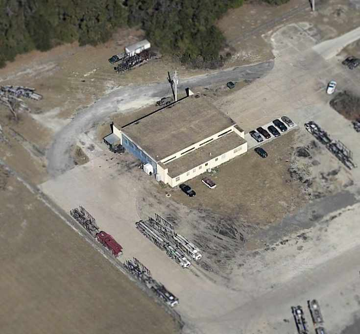 Abandoned & Little-Known Airfields: Florida: Northeastern