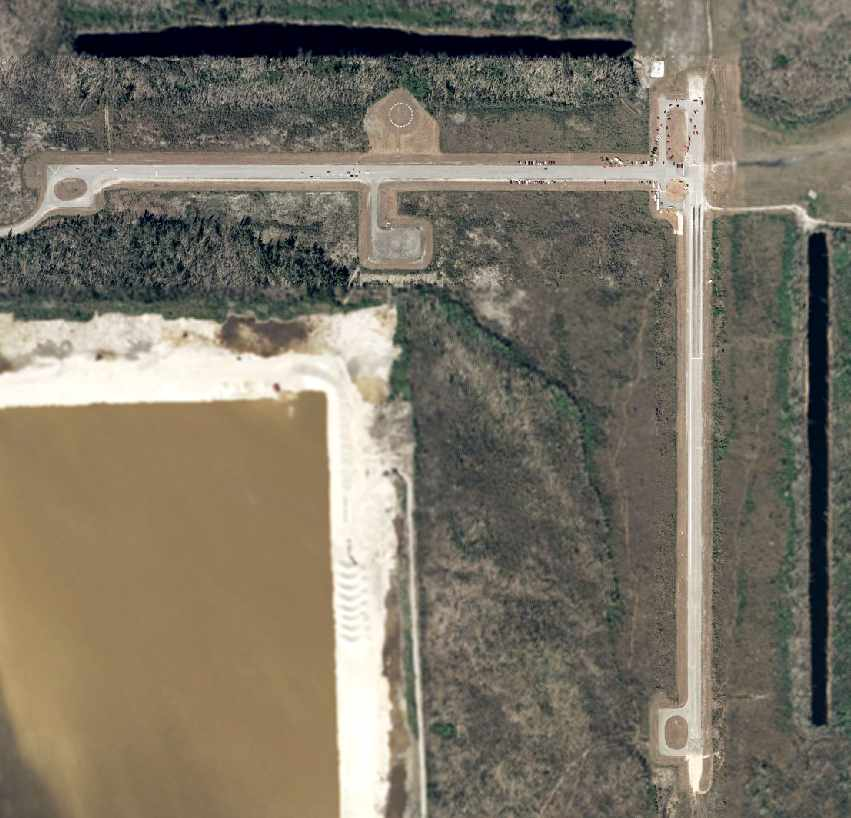 Abandoned & Little-Known Airfields: Florida