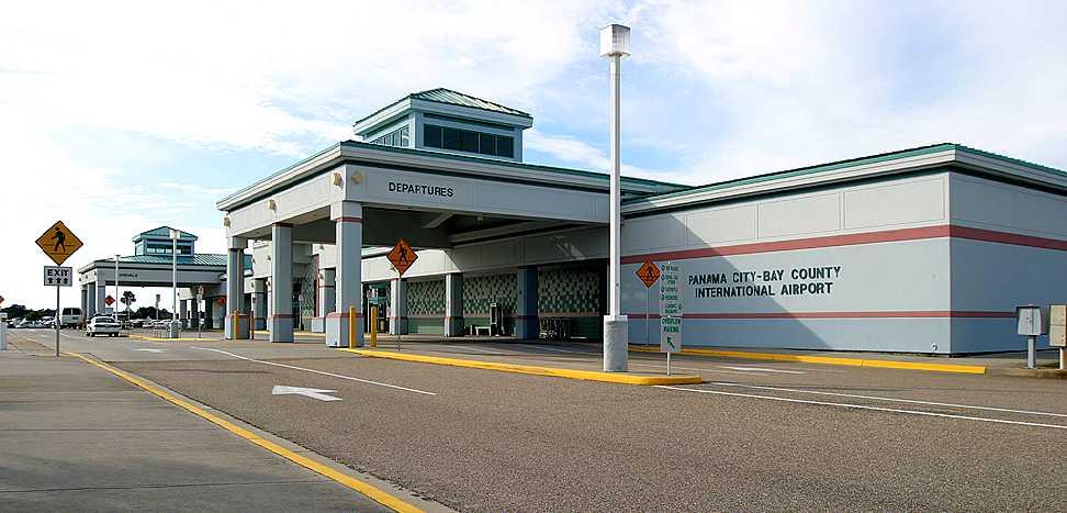 ... Panama City Bay County International Airport (KPFN), PanamaCity, FL