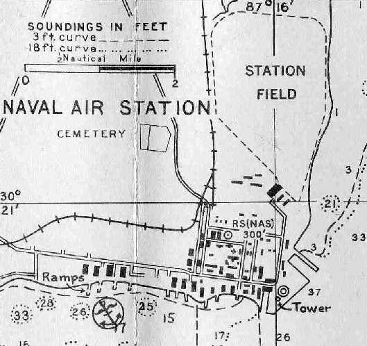 Abandoned LittleKnown Airfields Florida Southwestern Pensacola - Map Of Naval Aviation Basesin The Us