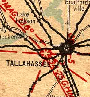 Abandoned & Little-Known Airfields: Florida, Tallahassee area