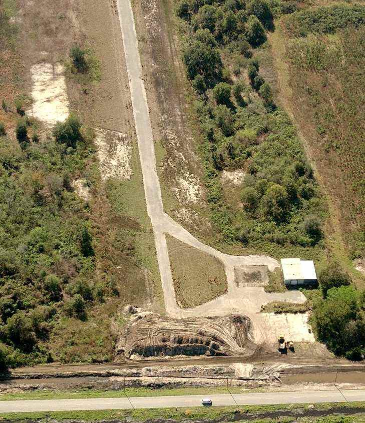 Abandoned & Little-Known Airfields: Florida, Eastern