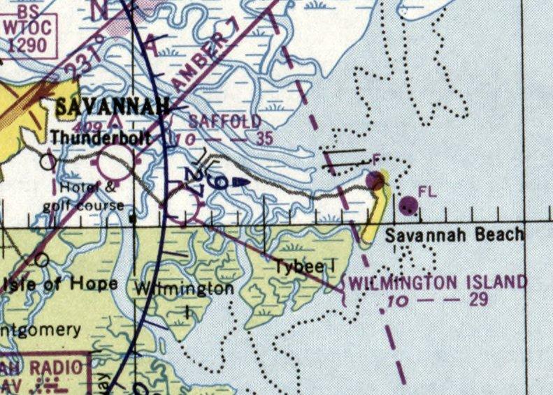 Show Me A Map Of Savannah Georgia.Abandoned Little Known Airfields Southeastern Georgia