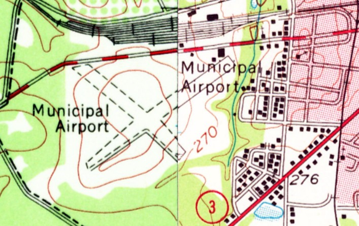 Thomasville Georgia Map.Abandoned Little Known Airfields Southwestern Georgia