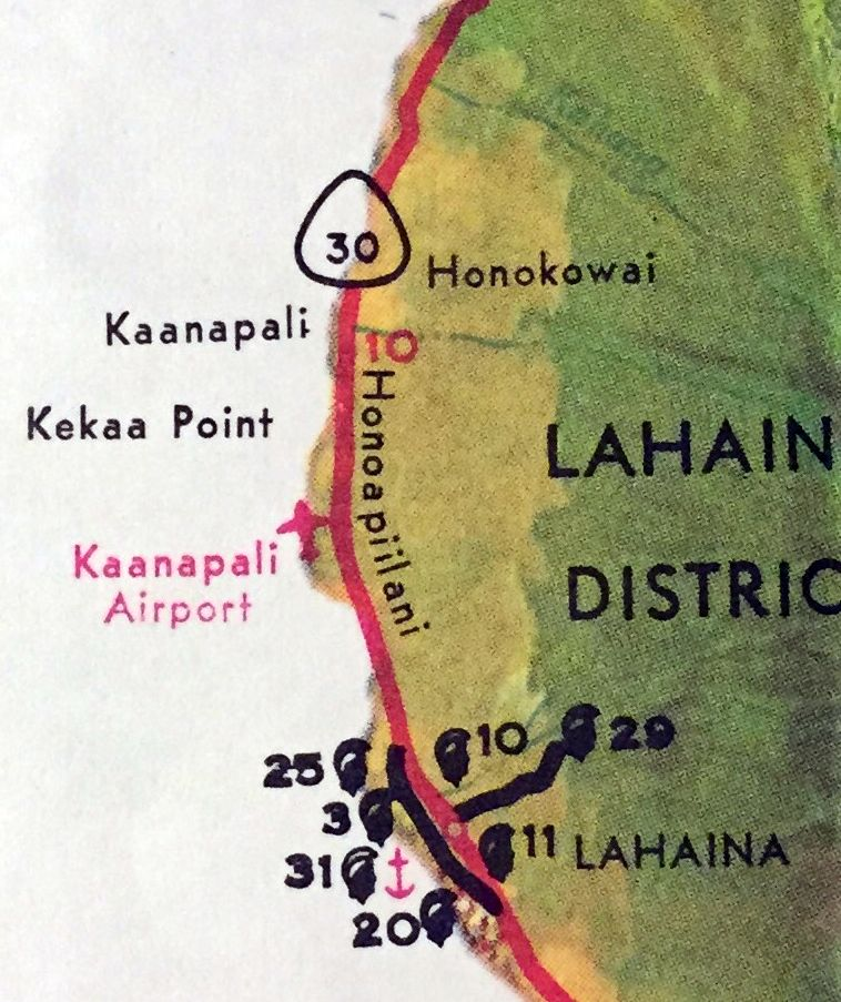 Abandoned Little Known Airfields Hawaii Maui Island