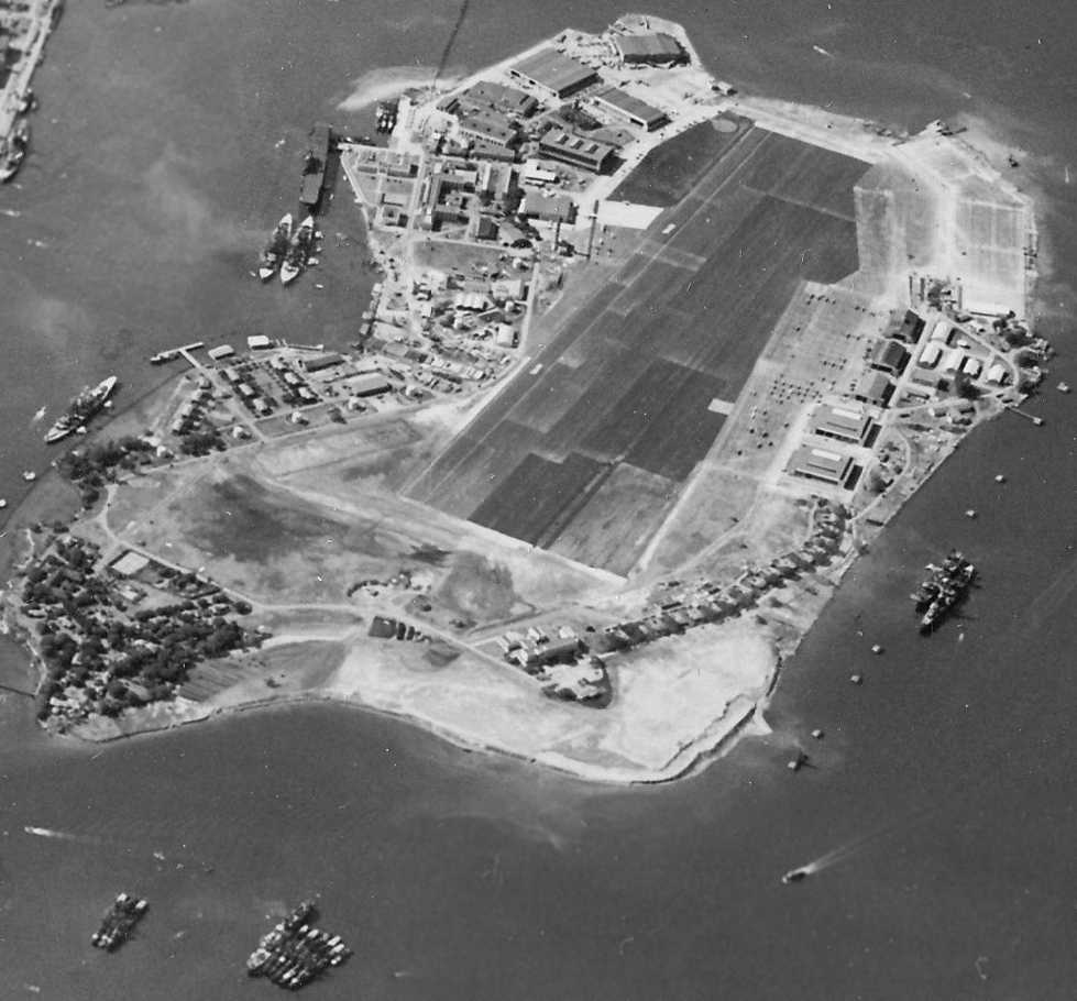 A 10 30 41 u s navy aerial view looking south at ford island courtesy of brian rehwinkel