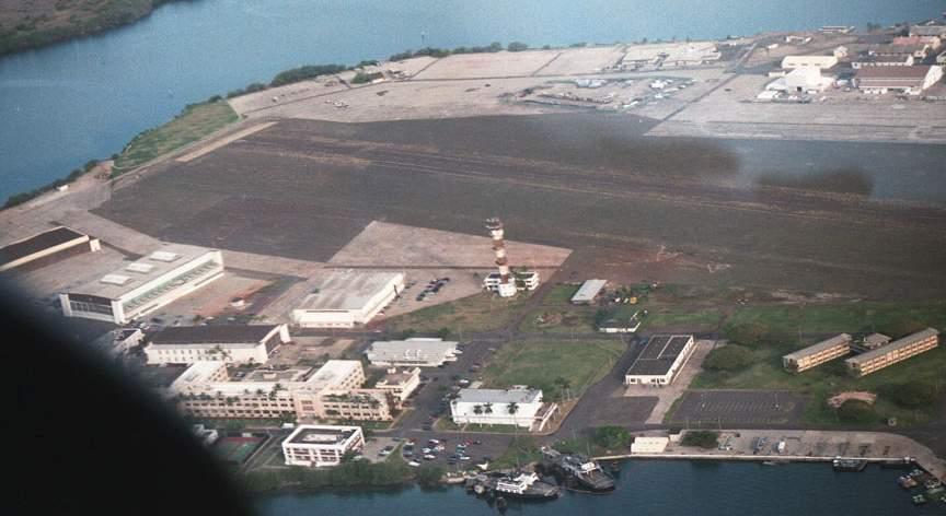 Ford Island Lodging Address