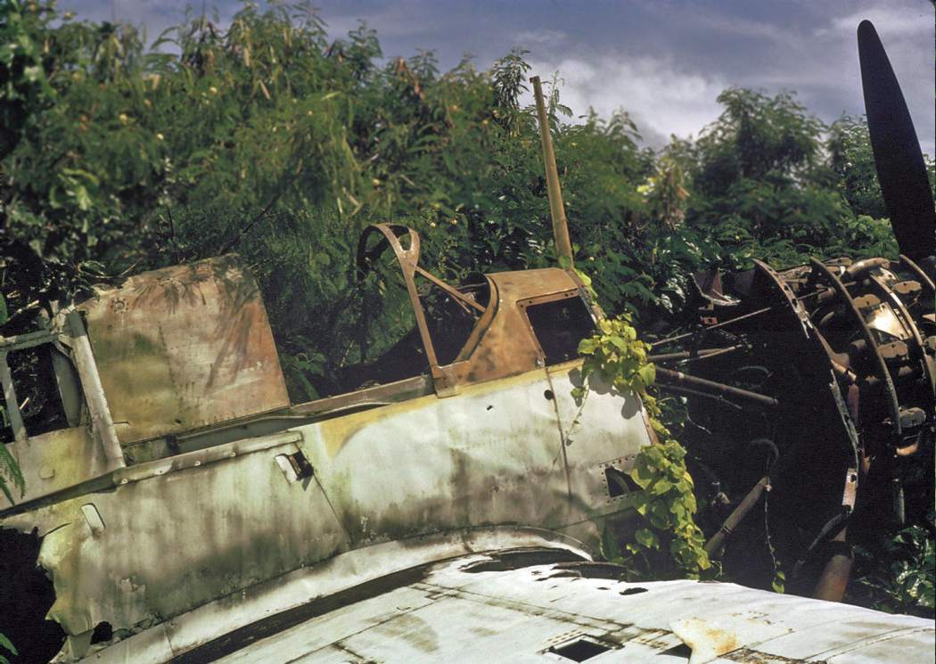 Abandoned Amp Little Known Airfields Western Pacific Islands