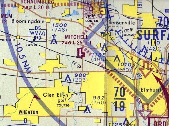 Abandoned & Little-Known Airfields: Illinois: Central ... on