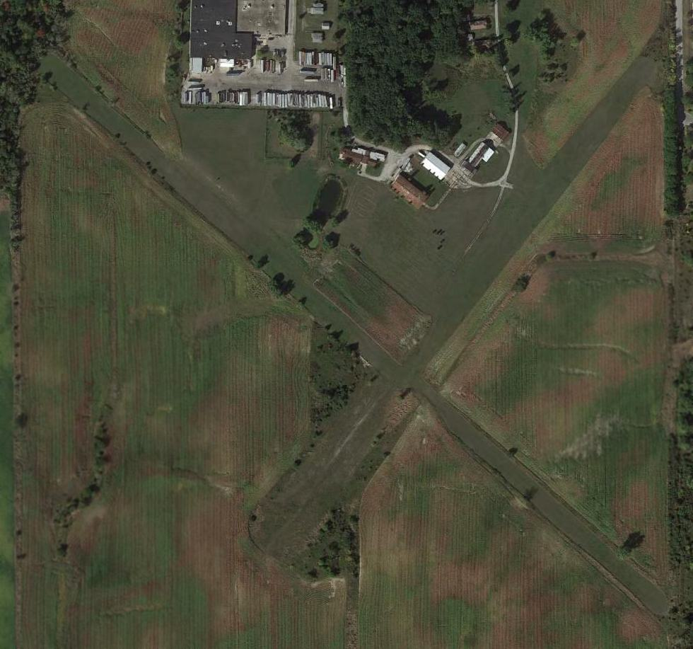 Abandoned & Little-Known Airfields: Illinois, Southern