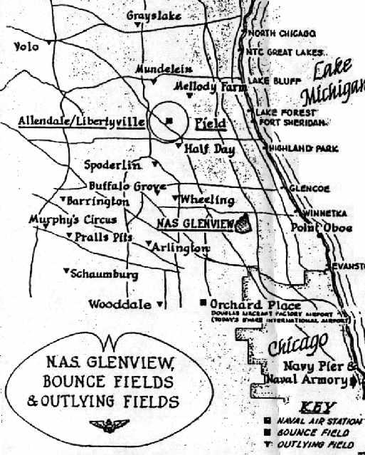 Abandoned Little Known Airfields Illinois Northwestern Chicago Area