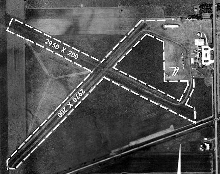 depicted southwest airport as