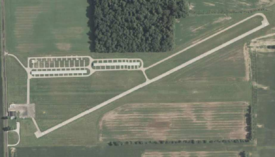 Abandoned & Little-Known Airfields: Indiana: Western Indianapolis area