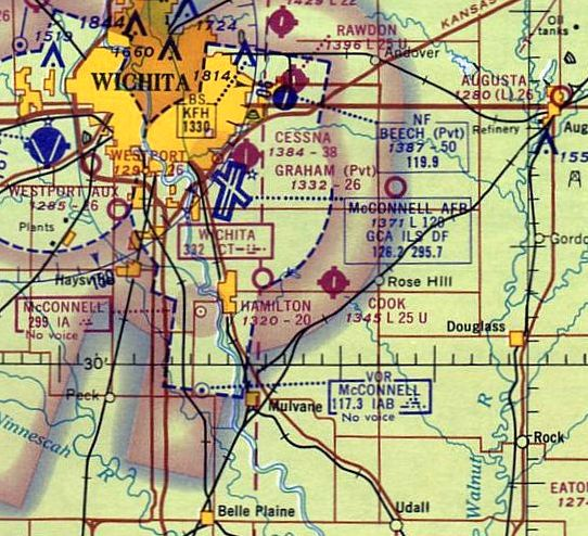 Abandoned & Little-Known Airfields: Kansas: Wichita area on salina ks map online, salina kansas, interactive map of salina ks streets,