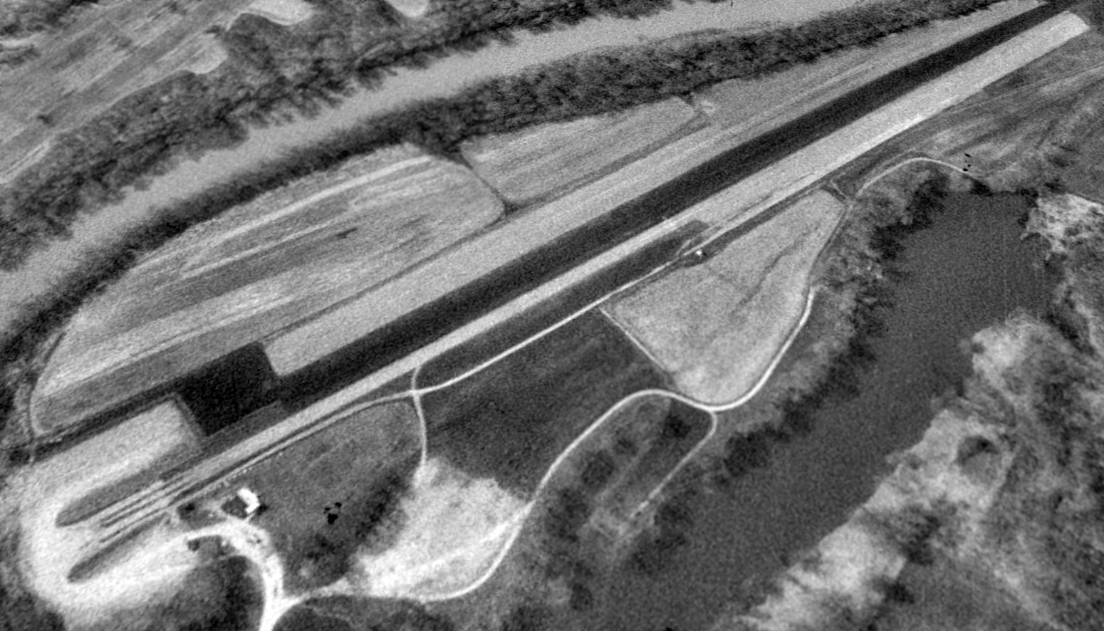 Abandoned & Little-Known Airfields: Eastern Kentucky