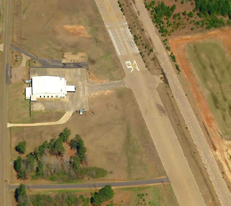 Abandoned & Little-Known Airfields: Northern Louisiana