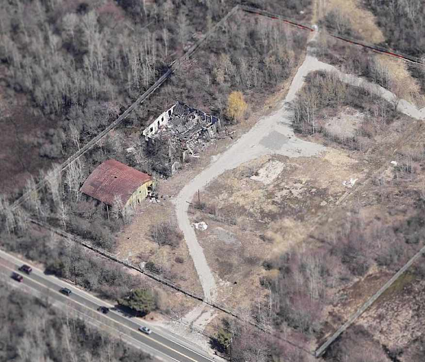 Abandoned & Little-Known Airfields: Massachusetts