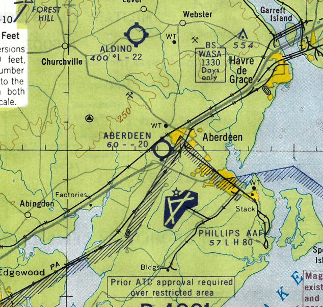Abandoned & Little-Known Airfields: Northeastern Maryland