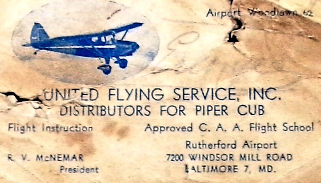 Abandoned & Little-Known Airfields: Maryland, Northwestern ...