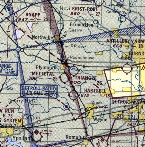 Abandoned & Little-Known Airfields: Michigan, Northwest ...