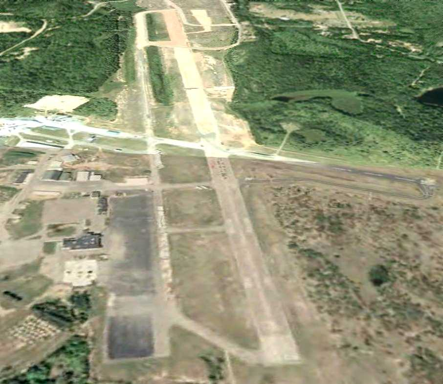 Abandoned & Little-Known Airfields: Northern Michigan