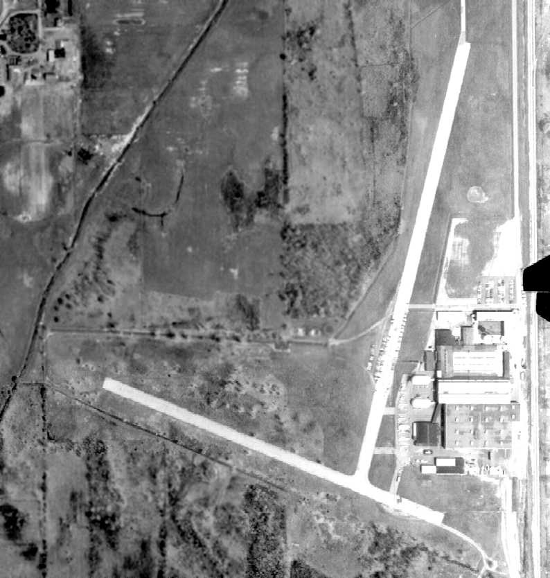 Abandoned & Little-Known Airfields: Michigan: Southern